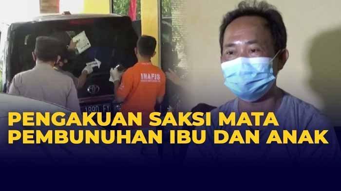 Analisis Mabes Polri Terkait Sosok Pembunuh Ibu dan Anak di Subang, Pelaku Profesional dan Terencana