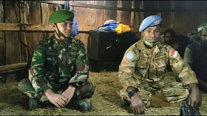 Sosok Pratu Andreas Putra Asli Papua yang Ikut Misi PBB, Dapat Penghargaan Jenderal Andika Perkasa