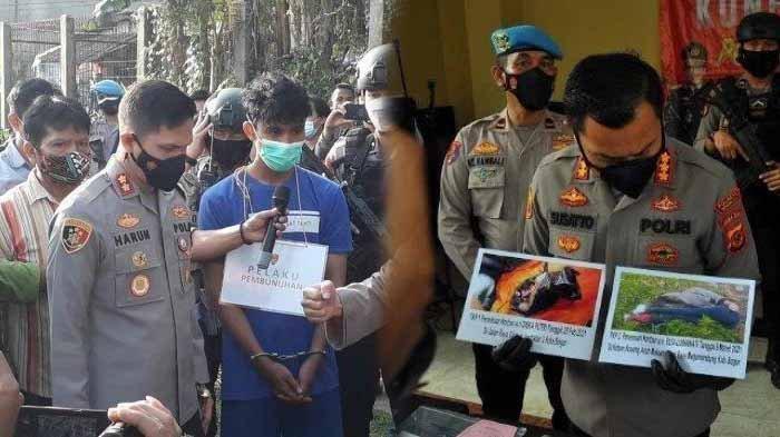 Masa Lalu Rian, Pembunuh Janda Muda dan Siswi SMA di Bogor Setelah Kencan di Hotel, Didalami Polisi