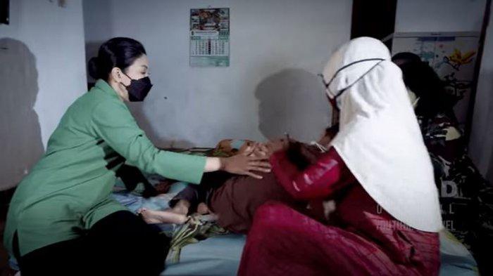 Sosok Serda Tri Winarto Babinsa yang Punya Anak Sakit Parah, Istri Jenderal Andika Perkasa Terharu