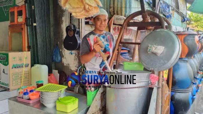 Soto Daging Ucup di Tambak Rejo Surabaya, Cuma Rp 10 Ribu Langsung Bikin 'Kemringet'