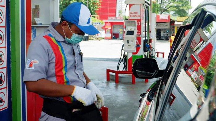 Pandemi Covid-19, Dalam Seminggu Terakhir, Pertamina Catat Konsumsi BBM Turun & Konsumsi LPG Naik