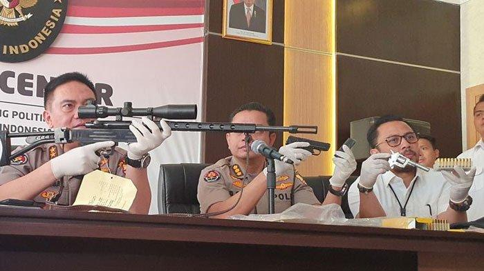 Spesifikasi 3 Senjata Api yang Diselundupkan di Aksi 22 Mei & Diduga Libatkan Mantan Danjen Kopassus