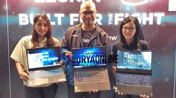 Spesifikasi Lenovo Legion, Seri Laptop Gaming Keluaran Anyar Lenovo