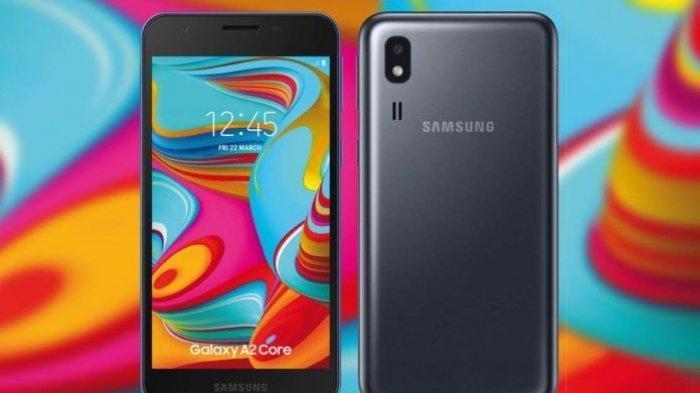 Spesifikasi & Harga Samsung Galaxy A2 Core Baru Rilis di Indonesia, Ada Potongan Harga Mulai 27 Mei