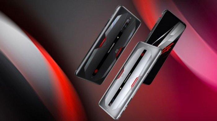 Spesifikasi Nubia Red Magic 6 Ponsel Terkencang Versi AnTuTu yang Segera Dijual di Indonesia
