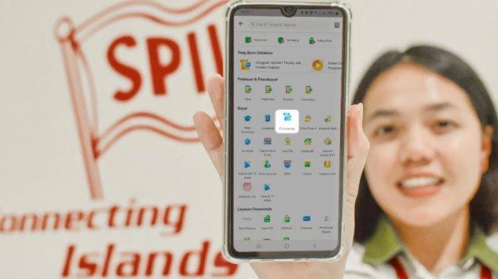 SPIL Perusahaan Pelayaran dan Logistik Pertama di Platform E-commerce Tokopedia