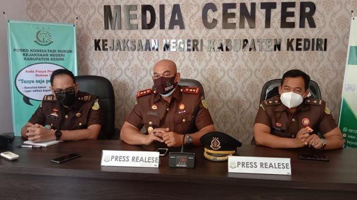 Pejabat Diskominfo Kabupaten Kediri Jadi Tersangka Kasus Korupsi, Kerugian Negara Rp 853 Juta