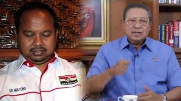 Biodata Sri Mulyono, Loyalis Anas Urbaningrum yang Sebut SBY Kudeta Demokrat 2013: Pernah Disomasi
