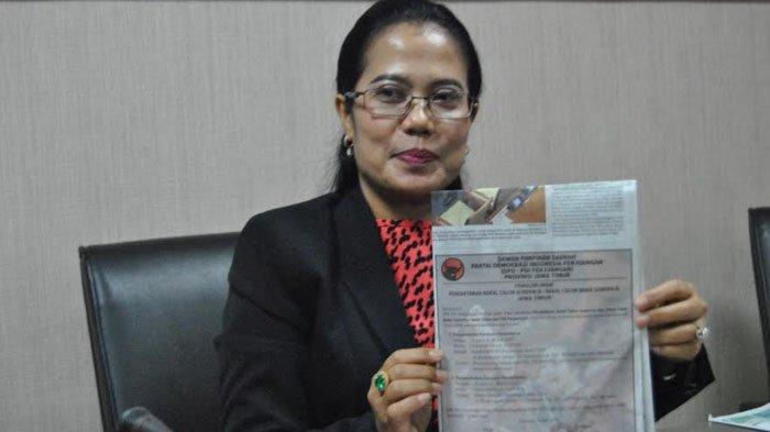 Beredar Banner Bergambar Gus Ipul-Kanang, begini Reaksi PDIP Jatim