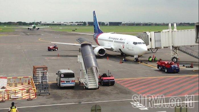 Posisi Terakhir Pesawat Sriwijaya Air SJ-182 Jakarta ...