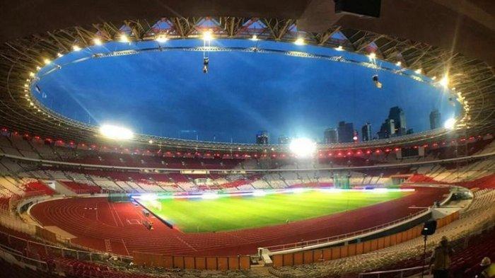 AFC Ungkap Alasan Stadion GBK Jakarta Sebagai Nominasi Stadion Terbaik di Asia Tenggara