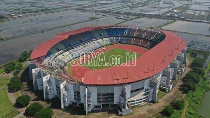 Pemkot Surabaya Tetap Tuntaskan Pemugaran GBT, Tak Terpengaruh Penundaan Piala Dunia U-20