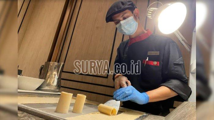 Es Krim Pecel Ala Sheraton Surabaya, Bikin Lidah Pecinta Dessert Bergoyang