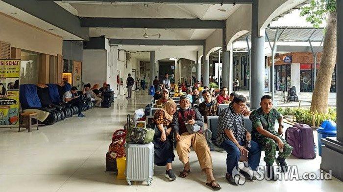 Bertambah, Total Ada 5 KA Tujuan Surabaya dan Malang yang Alami Keterlambatan Akibat Banjir Jakarta