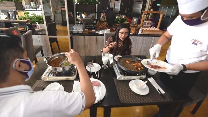 Lezatnya Steamboat and Grill Quest Hotel Darmo Surabaya, Pas untuk Ultah dan Kumpul - kumpul
