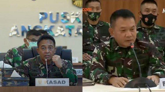 Strategi Jenderal Andika Perkasa Tangani Covid-19 Membuahkan Hasil, Libatkan Pangkostrad Dudung