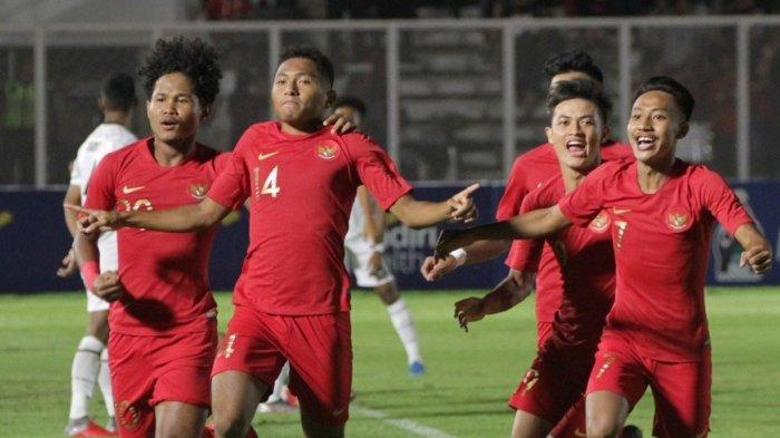 Strategi TimnasU-19 Indonesia Vs Hong Kong Piala Asia 2020 Hari ini, Waspadai Kejutan Tim Lawan