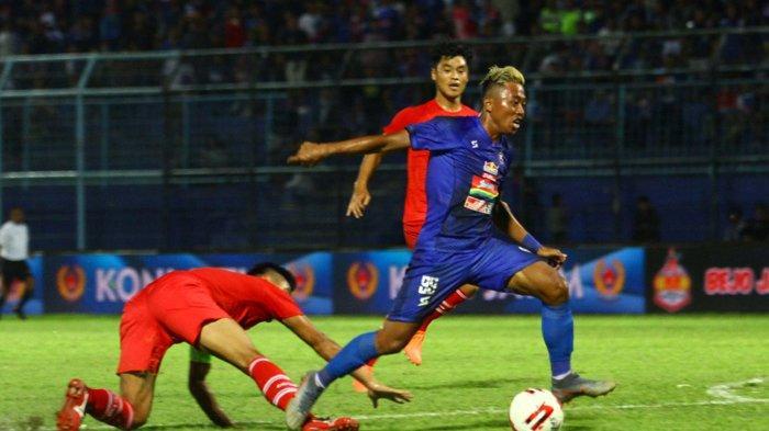Keistimewaan Striker Arema FC Kushedya Hari Yudo Diungkap Kuncoro