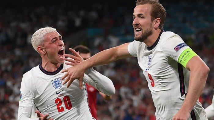 Live Hasil Skor Italia vs Inggris di Final Euro 2020: Harry Kane dan Sterling Starter