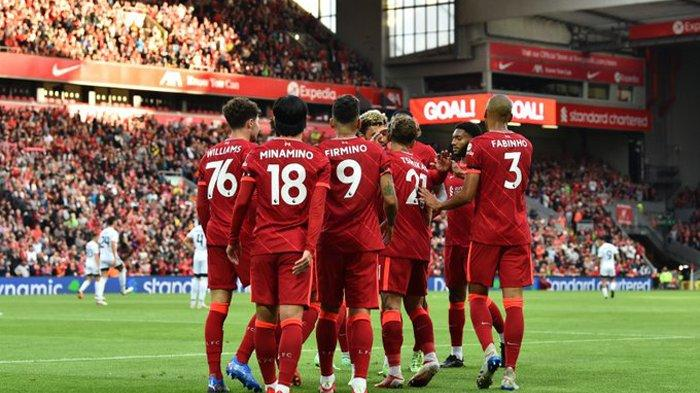 Striker Jepang Jadi Raja Gol Liverpool Selama Jalani Pramusim Liga Inggris