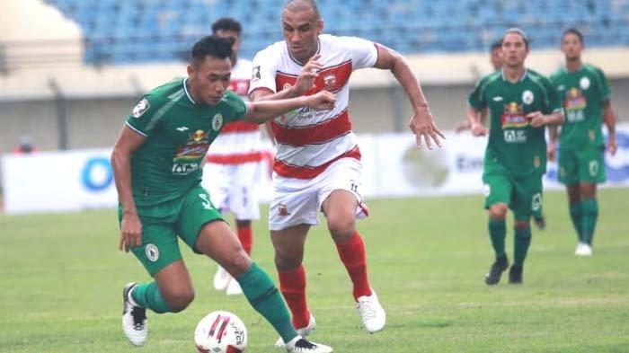Hidupkan Peluang Lolos Fase Grup, ini Strategi Madura United Hadapi Persela Lamongan