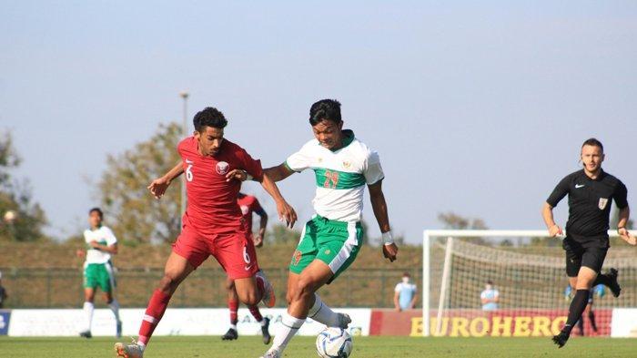 Respons Shin Tae-yong Setelah Timnas U-19 Indonesia Bermain 1-1 Lawan Qatar