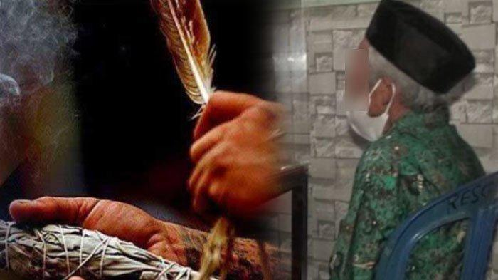 Sosok Dukun yang Diduga Buat Ritual Pesugihan Korbankan Mata Bocah 6 Tahun dan Tewaskan Kakaknya