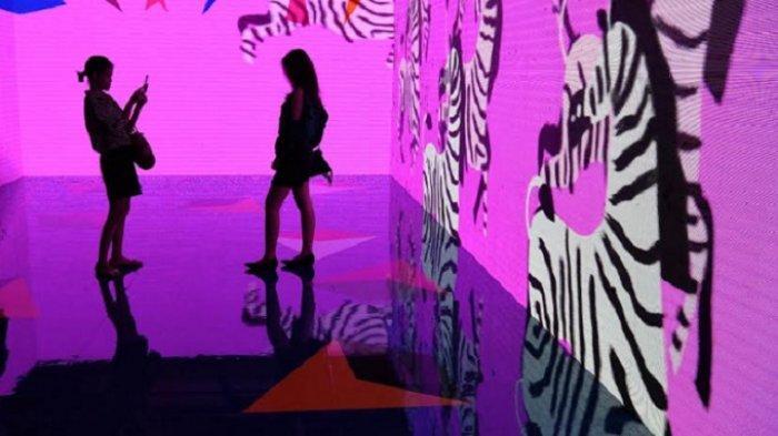 Usung Tema 'Prism', Basha Market Pertemukan Pelaku Industri Kreatif dan Konsumen