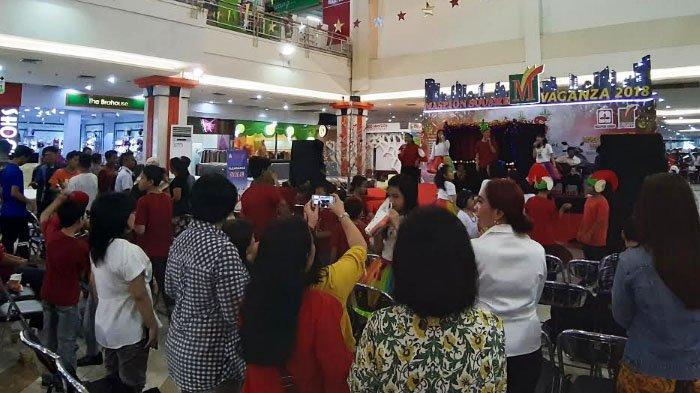 Maspion Square Berbagi Natal dengan Panti Asuhan, Diyakini Cara Meningkatkan Pengunjung Mal
