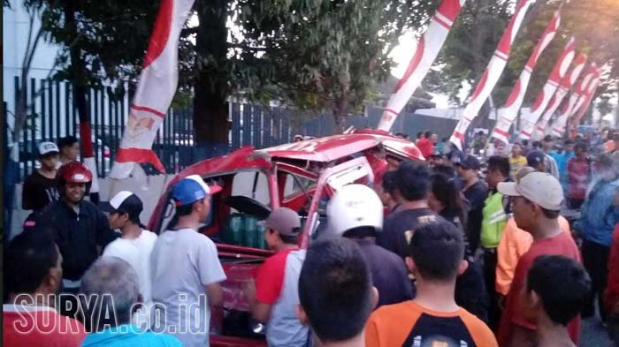 Kecelakaan Malang - 11 Kendaraan Tabrakan, 4 Orang Tewas, Sopir Truk Pemicunya Lari, Alasannya. .