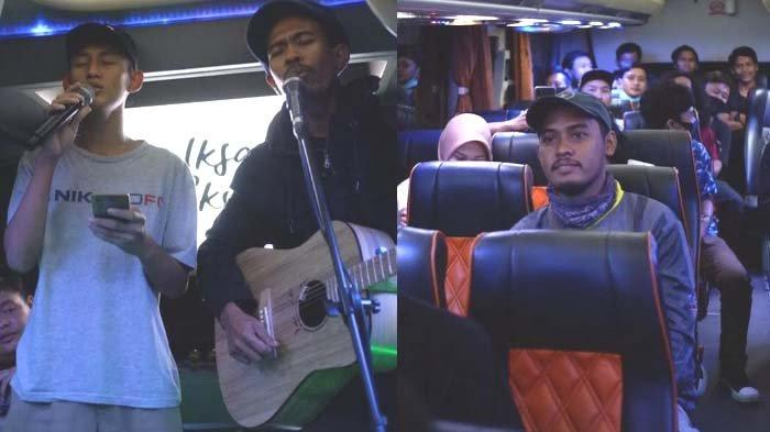 Music on Bus in Collaboration with Iksan Skuter untuk Bantu Sektor - sektor Terdampak Covid-19