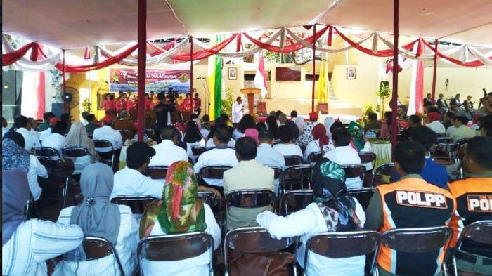 UWK Surabaya Kunjungi Benteng Kedung Cowek, Ajak Generasi Milenial Pahami Makna Hari Pahlawan