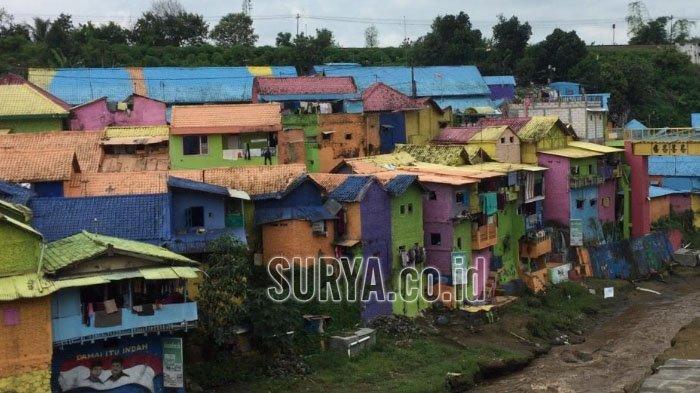Libur Natal dan Tahun Baru 2021, Banyak Kampung Tematik di Kota Malang yang Masih Belum Buka