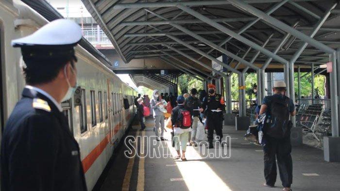Penyesuaian Operasional, Ada Tambahan 6 Keberangkatan Kereta Api di KAI Daop 8 Surabaya