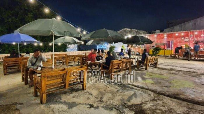 Bangil Bangkit Cafe di Rooftop Plaza Bangil Sediakan Makan dan Camilan Gratis, Ini Syaratnya