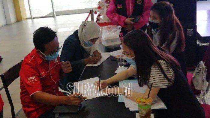 Peringati HUT Keenam, Partai Solidaritas Indonesia Gelar Donor Darah di Kota Surabaya