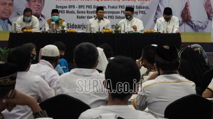 Pilbup Sidoarjo 2020, PKS Mulai Gerakkan Mesin Partai untuk Menangkan Pasangan BHS-Taufiqulbar