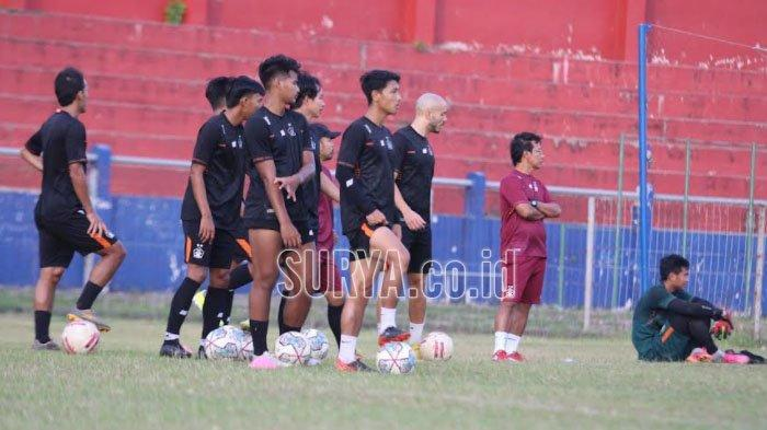 Persik Kediri vs PSIS Semarang, Pelatih Sementara Persik Alfiat : Fokus Genjot Fisik Pemain