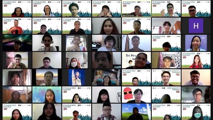 Pandemi Tak Jadi Halangan, SIFT Gelar Virtual Olimpiade Bertajuk IT Festival Extended