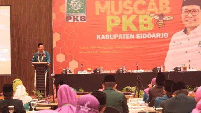 Subandi Gantikan Abah Ipul Pimpin PKB Sidoarjo, Ketua Dewan Syuro Dijabat M Atho'illah