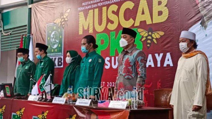Pemilu 2024, PKB Jatim Minta Pengurus Cabang Terus Panasi Mesin Pemenangan