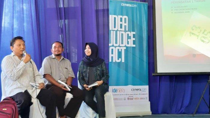 'Merawat Ingatan Merajut Kemanusiaan', Buku Melawan Lupa tentang Bom Surabaya Setahun Lalu