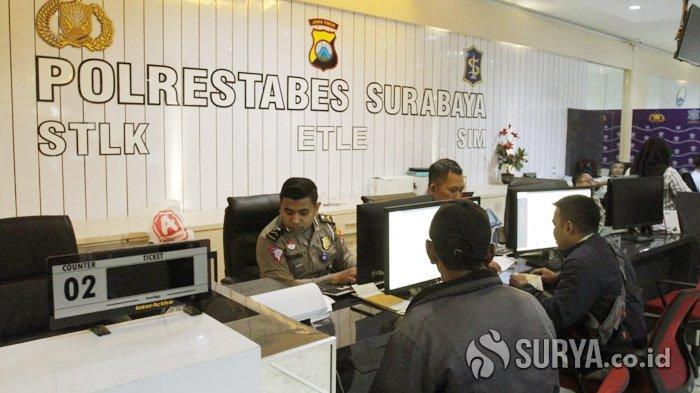 Hampir Sepekan Penerapan ETLE di Surabaya, Sudah 700 Surat Pelanggaran Dikiriman Polisi ke Warga