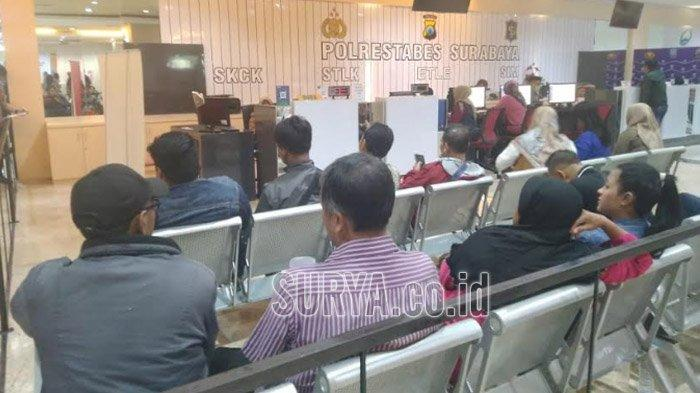 Urus E-Tilang Butuh Waktu Enam Jam, Polrestabes Surabaya Siapkan Aplikasi Baru
