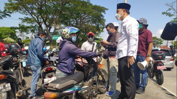 Update Virus Corona di Bangkalan, Pemkot Surabaya Lakukan Penyekatan di Jembatan Suramadu