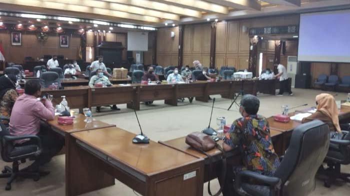 Penyebab Rapat Penanganan Covid-19 di DPRD Sidoarjo Mendadak Dibubarkan