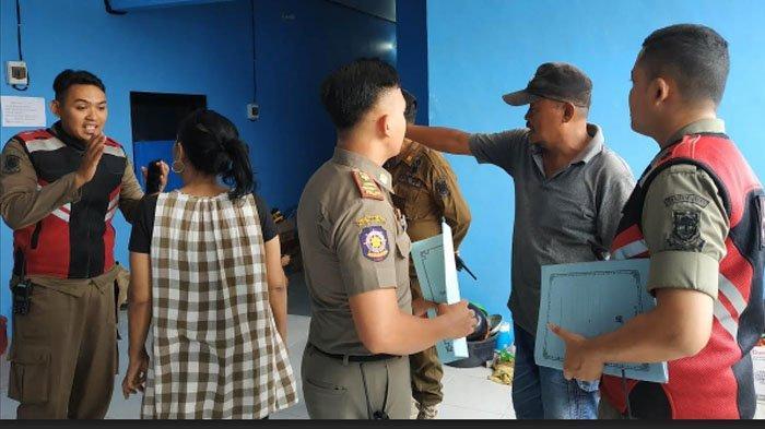 Satpol PP Kota Mojokerto Razia Rumah Kos Ditengarai Digunakan Tindak Asusila, ini Hasilnya