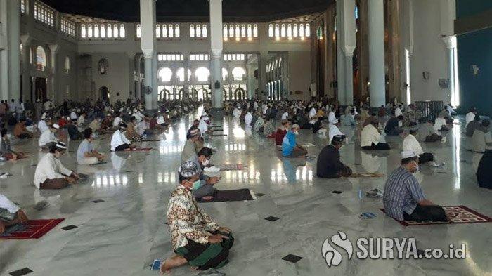 Hukum Salat Jumat saat Idul Adha 2020 Tetap Wajib, Berikut Penjelasannya