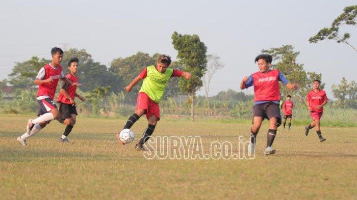 Persedikab Kediri Optimistis Lolos Penyisihan Grup A Liga 3 Jawa Timur